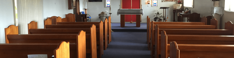St Joseph's Catholic Chapel RAAF Base Williamtown
