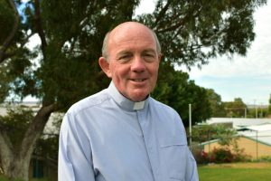 Bishop-Elect Michael Morrissey