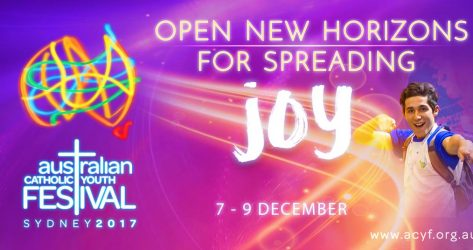 Australian Catholic Youth Festival 2017