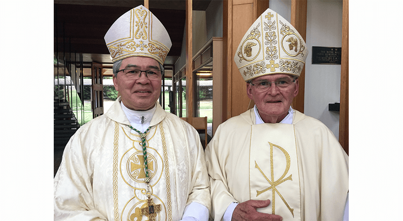 Apostolic Nuncio and Bishop Max