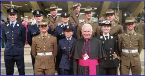 60th Anniversary of the Military Pilgrimage to Lourdes