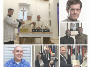 Welcome to our Chaplains